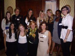 Alumnae get-together on October 12