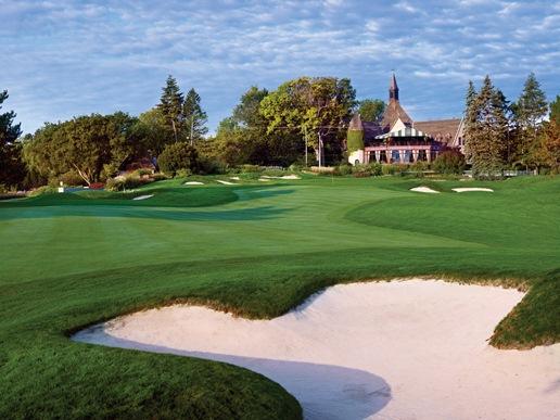 Golf Club 18th