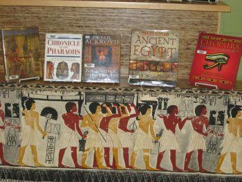 Egyptian Display