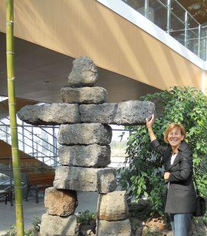 Karen at Jeju
