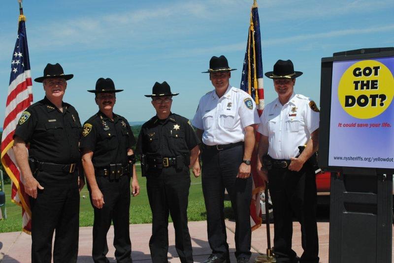 Chautauqua County Sheriff Joseph Gerace County Sheriff Joe Gerace