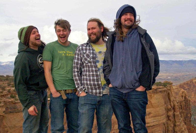Evergreen Grass Band