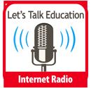 Let's Talk Education button