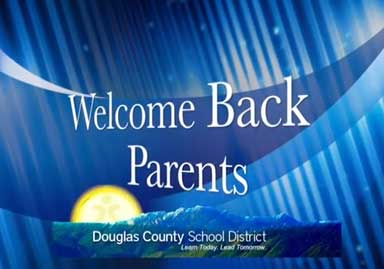 Welcome Back Parents