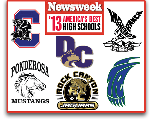 Newsweek top schools