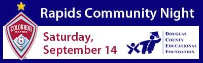 Rapids Community Night