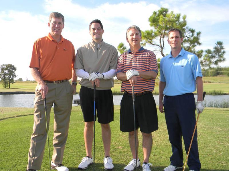BOK Golf Scramble team