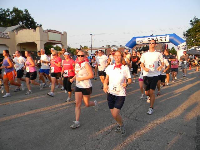 10Trailblazer runners picture