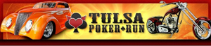 Poker Run logo