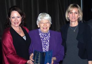 Clydella Hentschel Award Winner