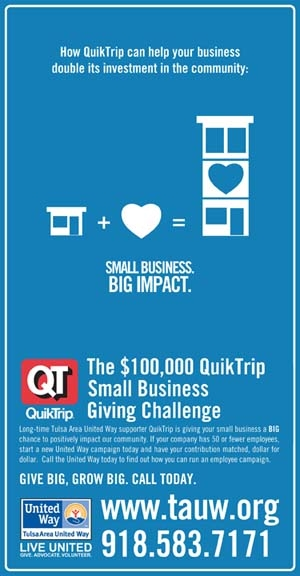 Small Business Challenge Ad
