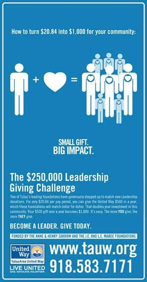 Leadership Challenge Ad