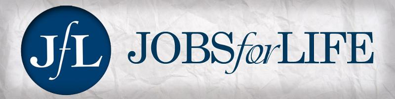 Jobs for Life Banner
