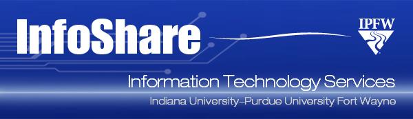 InfoShare Header