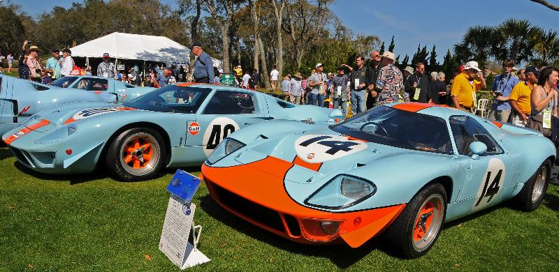 Gulf Mirage at Amelia crop