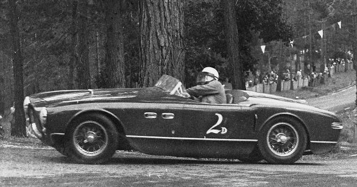 1953 Pebble Beach Phil Hill Ferrari