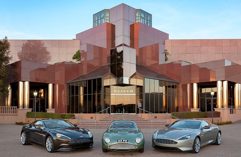 Aston Martin DBZ 3 shot