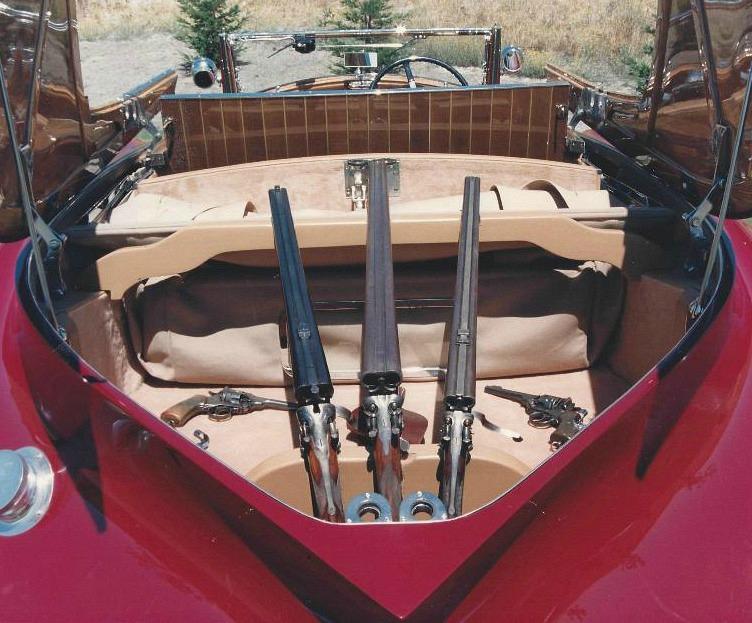 Rolls-Royce PII guns