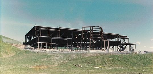 Blackhawk Museum circa 1986