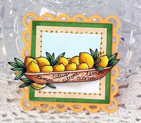 Lemon and Bay Leaves