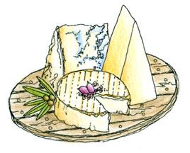 2146 - Cheese Tray