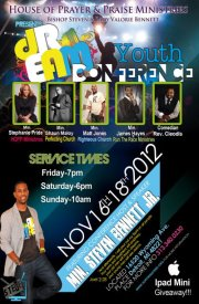 hopp dream conference showers ministries oh break out