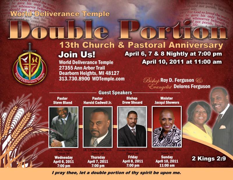 World Deliverance Pastor/Church Anny