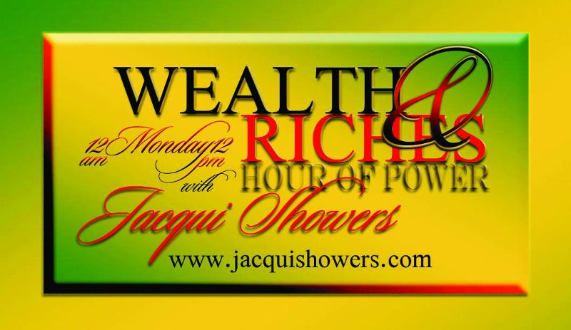 wealth and riches
