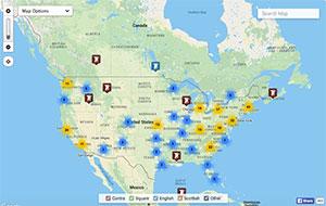 CDSS Dance Map