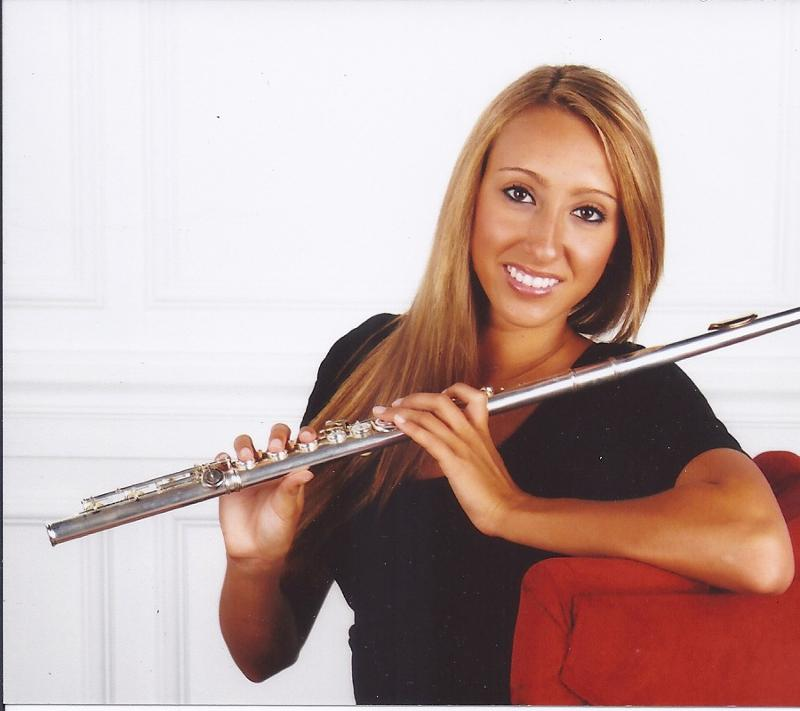 Catherine Rothery 2013 flute