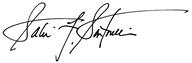 Signature Saki Santorelli