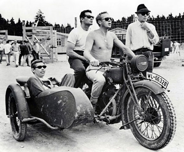 Behind the scenes of The Great Escape