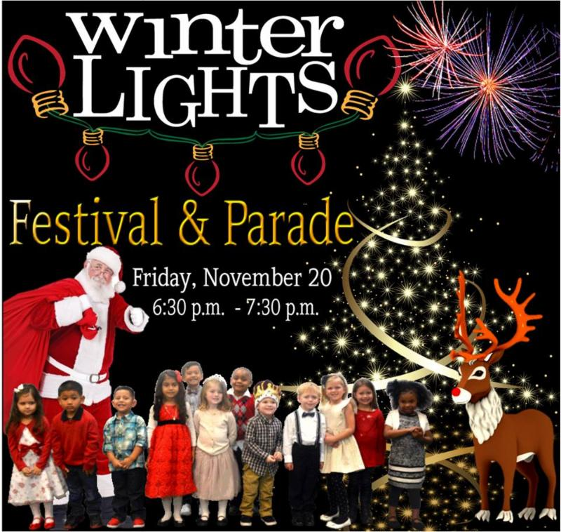 Aurora, IL - Winter Lights Festival & Parade Tonight (November 20)