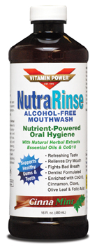 NUTRA RINSE Bottle Photo