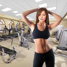 fitness woman at Gym