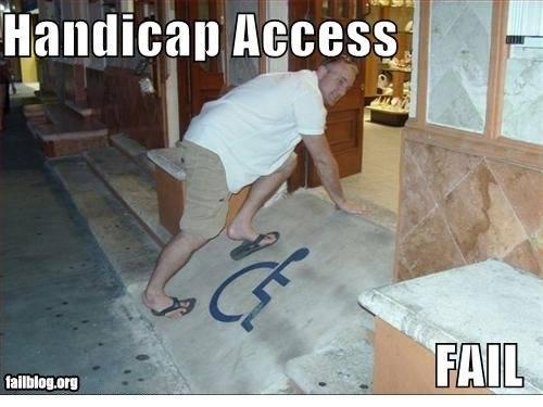 funny ramp