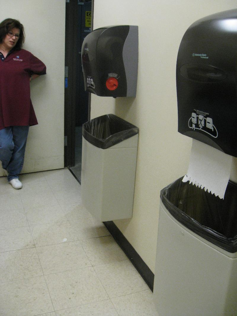 paper towel solution