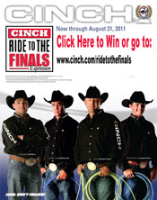 Cinch Ride to the Finals