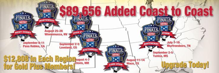 USTRC Regional Finals