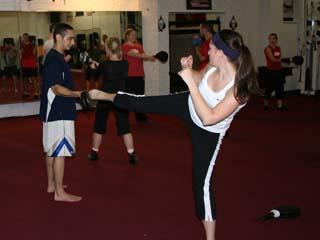 POW Kickboxing