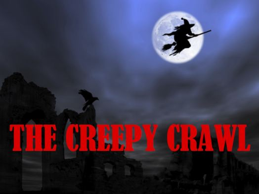 the creepy crawl tour