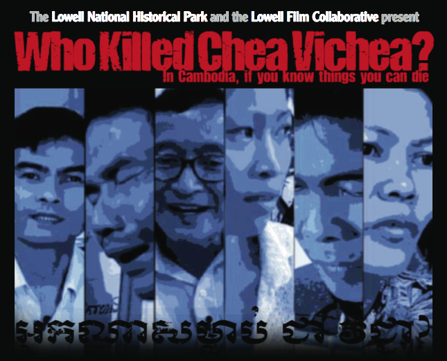 """Who Killed Chea Vichea"" screens in Lowell, April 19"
