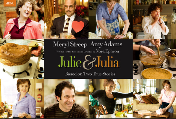 Julie and Julia -The Movie