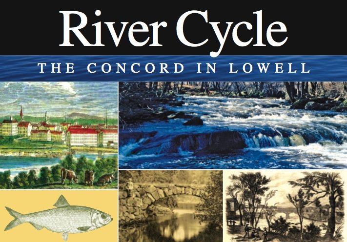 River Cycle: The Concord in Lowell