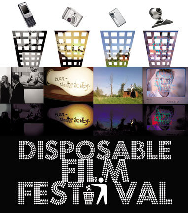 The Disposable Film Fest comes to Lowell, October 19!