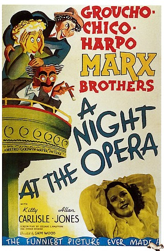 A Marx Brothers Revue