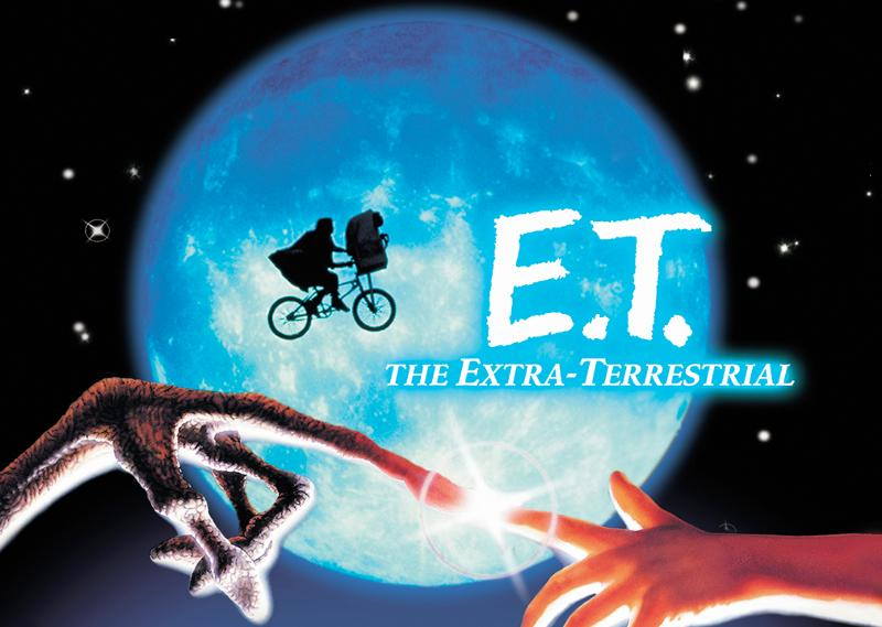E.T. : The Extra-Terrestrial
