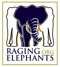 RagingElephants.org Logo