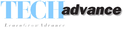 TechAdvance Logo