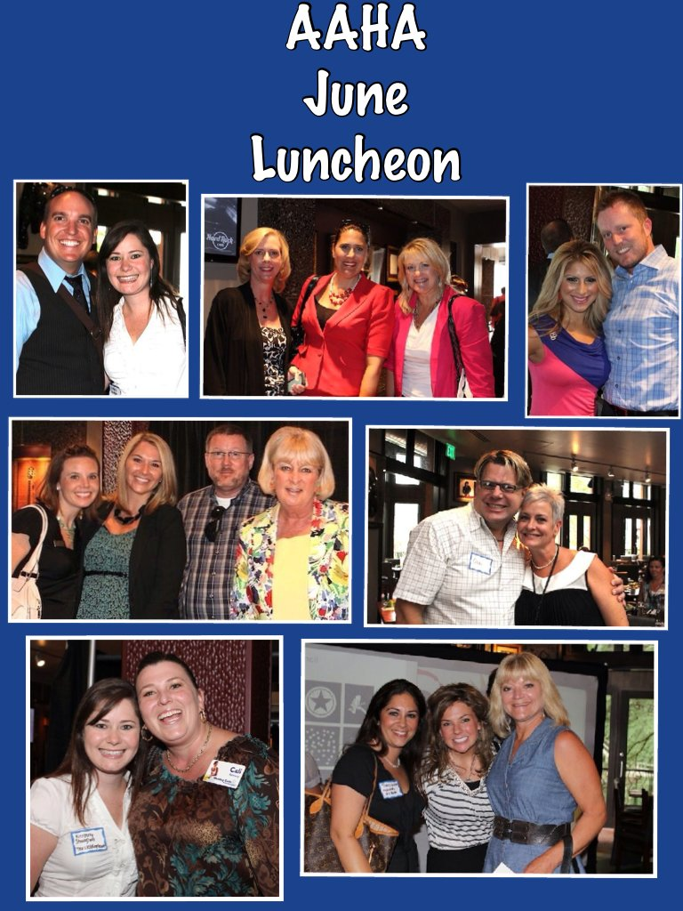 Luncheon Collage